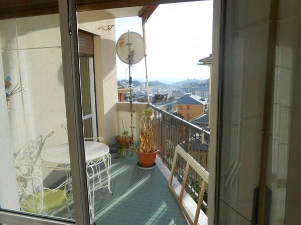 Appartamento in affitto a Genova, Adiacenze San Martino, 105 mq