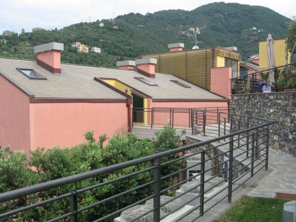 Appartamento in vendita a Zoagli, Centro, Con giardino, 50 mq - Foto 2