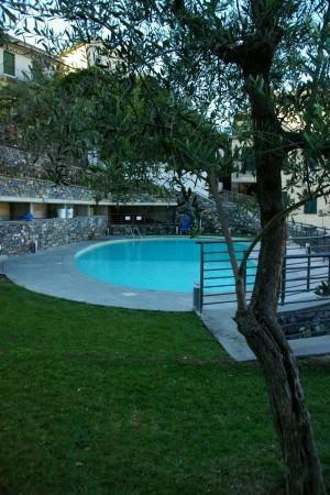 Appartamento in vendita a Zoagli, Centro, Con giardino, 50 mq