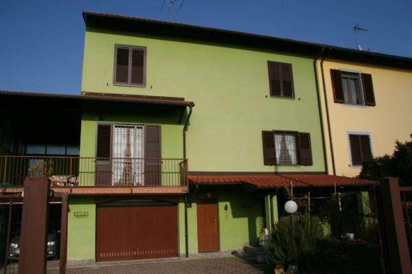 Villetta a schiera in vendita a Alessandria, San Michele, Con giardino, 140 mq - Foto 12