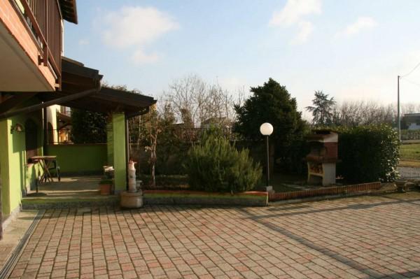 Villetta a schiera in vendita a Alessandria, San Michele, Con giardino, 140 mq - Foto 9