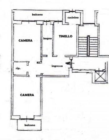 Appartamento in vendita a Torino, Santa Rita, 89 mq - Foto 11