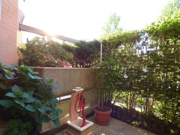 Appartamento in vendita a Borgaro Torinese, Con giardino, 70 mq - Foto 14