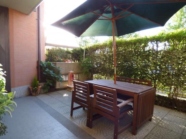 Appartamento in vendita a Borgaro Torinese, Con giardino, 70 mq - Foto 15