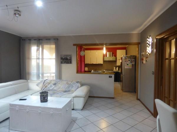 Appartamento in vendita a Caselle Torinese, Viale Bona, Con giardino, 110 mq - Foto 24