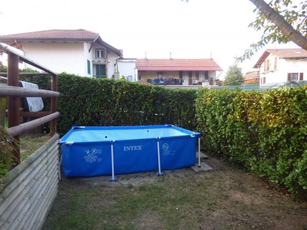 Appartamento in vendita a Caselle Torinese, Viale Bona, Con giardino, 110 mq - Foto 10