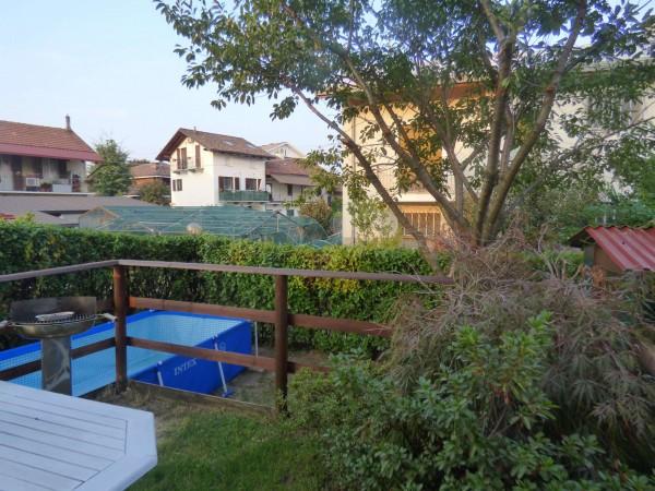 Appartamento in vendita a Caselle Torinese, Viale Bona, Con giardino, 110 mq - Foto 9