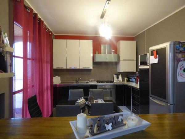 Appartamento in vendita a Caselle Torinese, Viale Bona, Con giardino, 110 mq - Foto 20