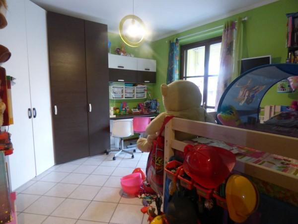 Appartamento in vendita a Caselle Torinese, Viale Bona, Con giardino, 110 mq - Foto 17