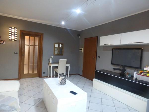 Appartamento in vendita a Caselle Torinese, Viale Bona, Con giardino, 110 mq - Foto 21