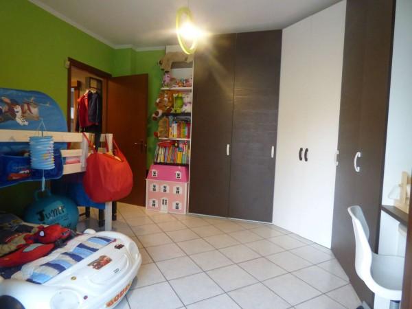 Appartamento in vendita a Caselle Torinese, Viale Bona, Con giardino, 110 mq - Foto 16