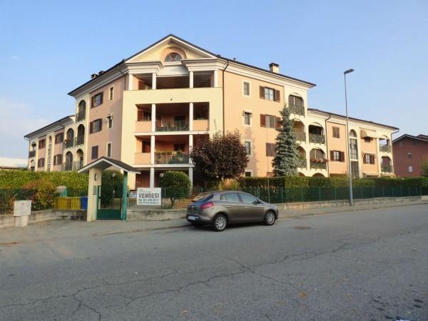Appartamento in vendita a Caselle Torinese, Viale Bona, Con giardino, 110 mq - Foto 2