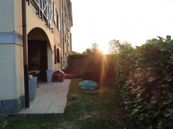 Appartamento in vendita a Caselle Torinese, Viale Bona, Con giardino, 110 mq - Foto 12
