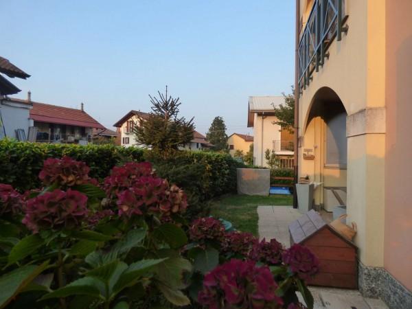 Appartamento in vendita a Caselle Torinese, Viale Bona, Con giardino, 110 mq - Foto 13