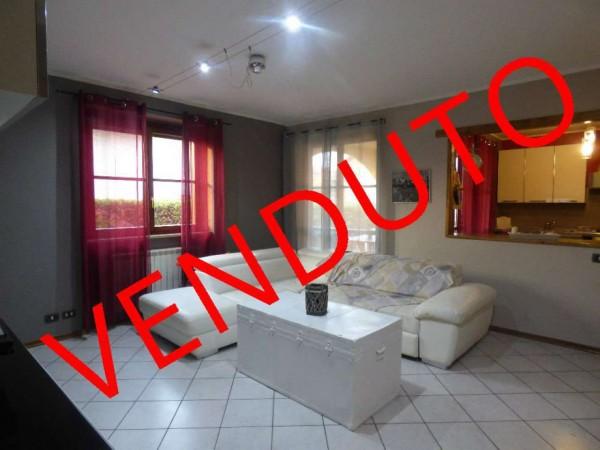 Appartamento in vendita a Caselle Torinese, Viale Bona, Con giardino, 110 mq