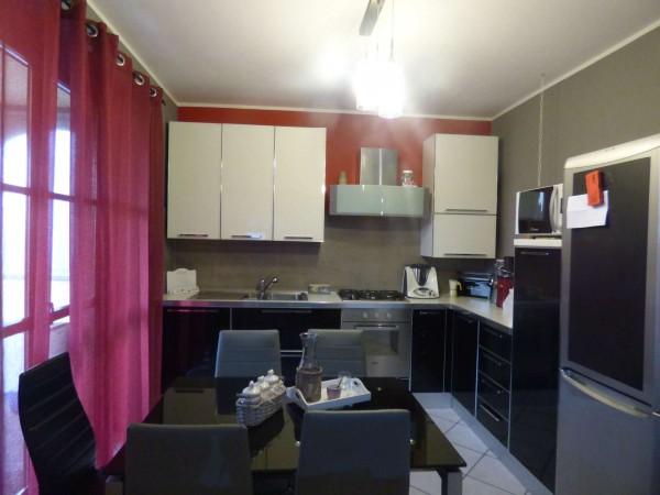 Appartamento in vendita a Caselle Torinese, Viale Bona, Con giardino, 110 mq - Foto 19