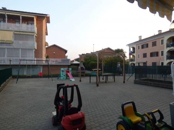 Appartamento in vendita a Caselle Torinese, Viale Bona, Con giardino, 110 mq - Foto 7