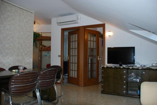 Appartamento in vendita a Vinovo, Centrale, Con giardino, 150 mq - Foto 9