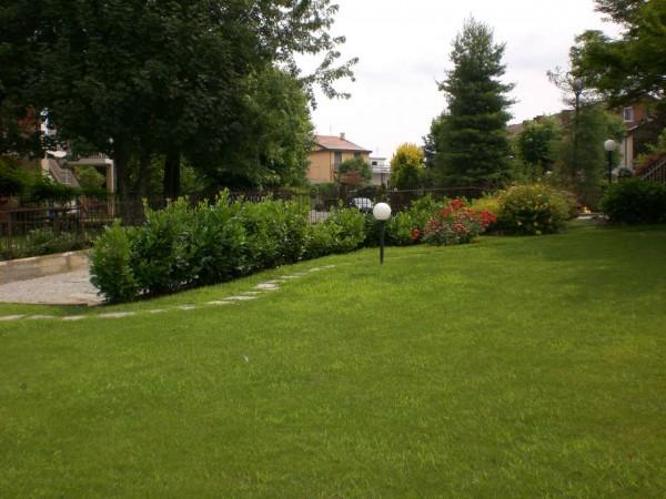 Appartamento in vendita a Vinovo, Centrale, Con giardino, 150 mq - Foto 22