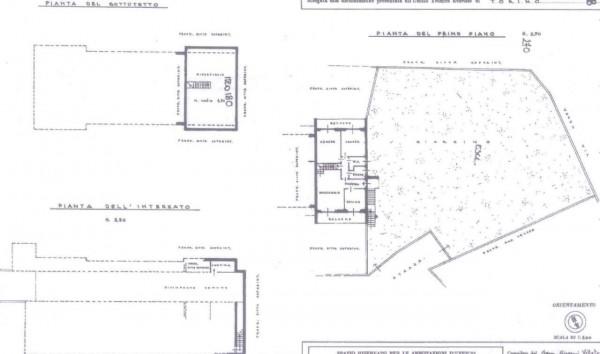 Appartamento in vendita a Vinovo, Centrale, Con giardino, 150 mq - Foto 3
