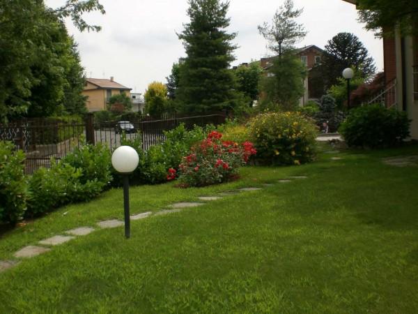 Appartamento in vendita a Vinovo, Centrale, Con giardino, 150 mq - Foto 23