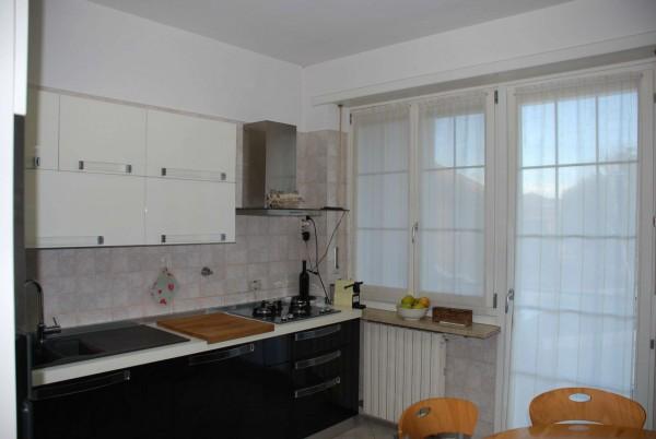 Appartamento in vendita a Vinovo, Centrale, Con giardino, 150 mq - Foto 16