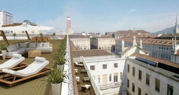 Appartamento in vendita a Torino, 242 mq - Foto 12