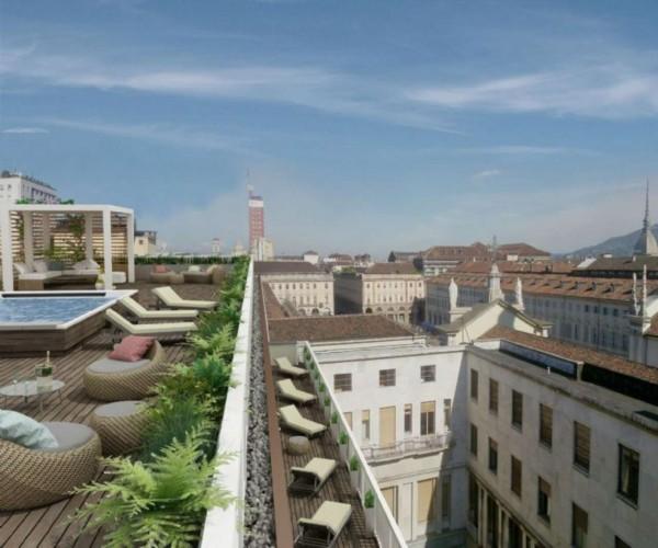 Appartamento in vendita a Torino, 242 mq - Foto 11
