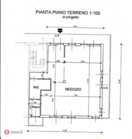 Ufficio in affitto a Cambiano, 100 mq - Foto 2