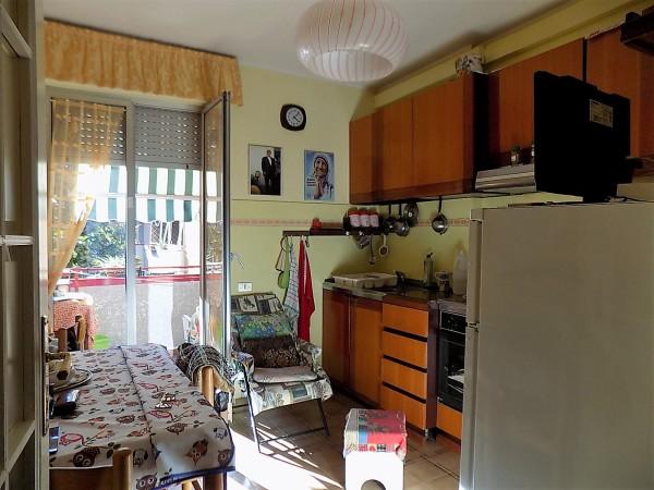 Appartamento in vendita a Cecina, Casine, Con giardino, 105 mq - Foto 4