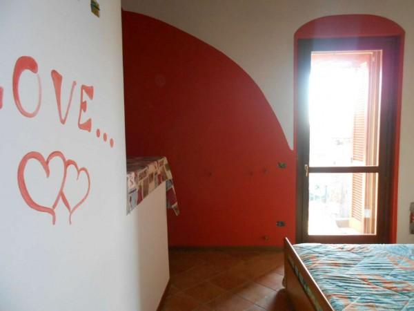 Casa indipendente in vendita a Ricengo, Residenziale, Con giardino, 94 mq - Foto 4