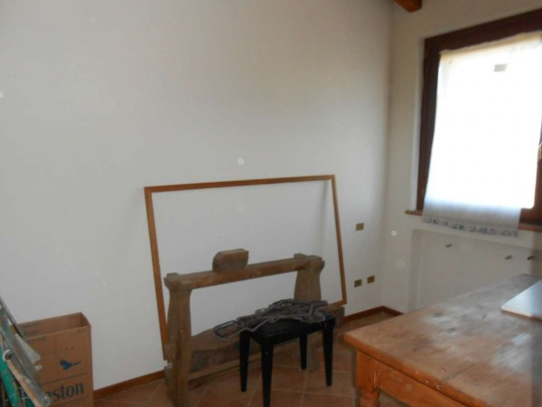 Casa indipendente in vendita a Ricengo, Residenziale, Con giardino, 94 mq - Foto 7