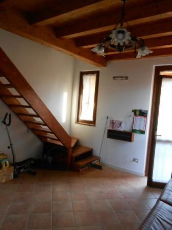 Casa indipendente in vendita a Ricengo, Residenziale, Con giardino, 94 mq - Foto 13