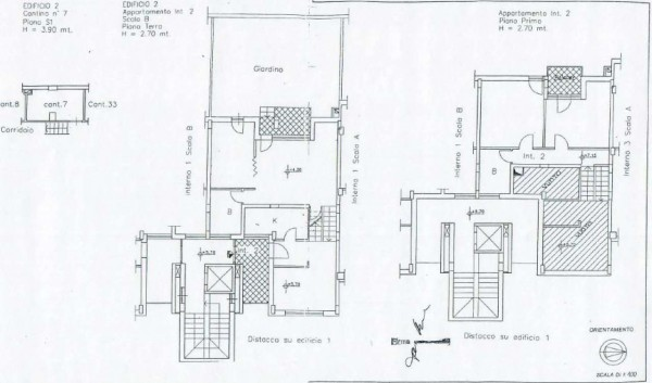 Appartamento in vendita a Roma, Con giardino, 150 mq - Foto 2