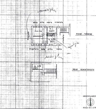 Casa indipendente in vendita a Ivrea, Residenziale, Con giardino, 340 mq - Foto 8
