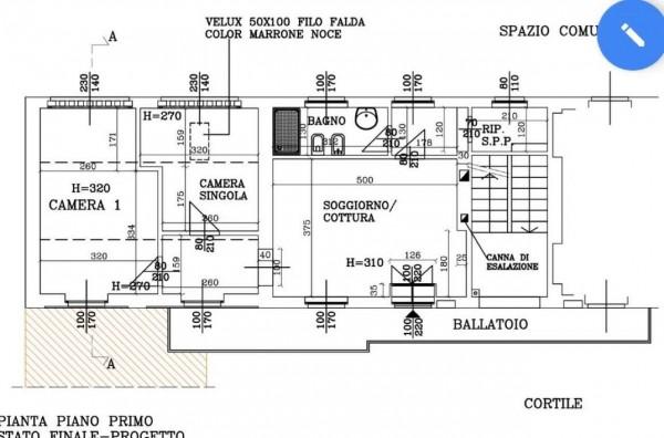 Appartamento in affitto a Cornaredo, Residenziale, Con giardino, 75 mq