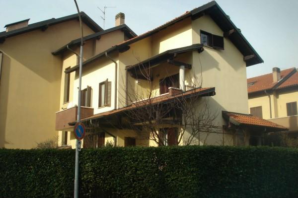 Villa in vendita a Garbagnate Milanese, Con giardino, 185 mq - Foto 22