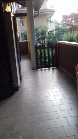 Villa in vendita a Garbagnate Milanese, Con giardino, 185 mq - Foto 6