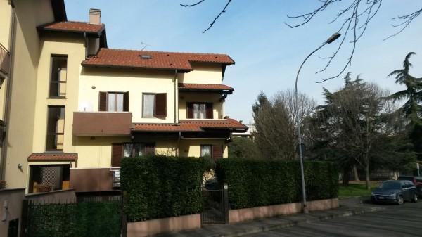 Villa in vendita a Garbagnate Milanese, Con giardino, 185 mq - Foto 11