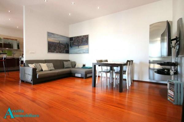Appartamento in vendita a Taranto, Semicentrale, 115 mq