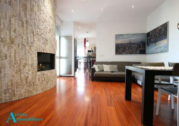Appartamento in vendita a Taranto, Semicentrale, 115 mq - Foto 5