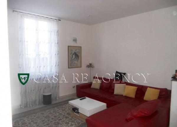 Appartamento in vendita a Induno Olona, Con giardino, 109 mq