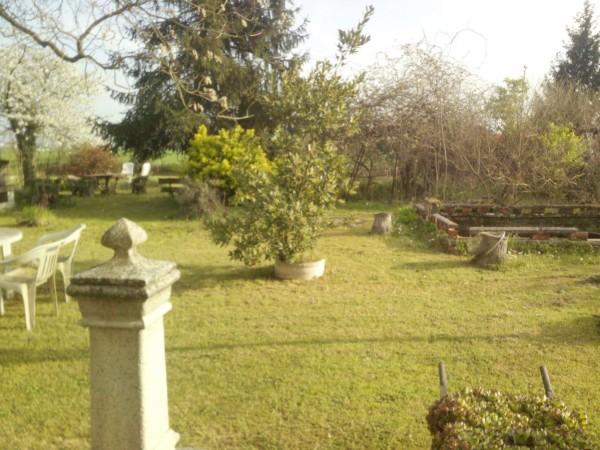 Villa in vendita a Alessandria, San Giuliano Vecchio, Con giardino, 200 mq - Foto 10