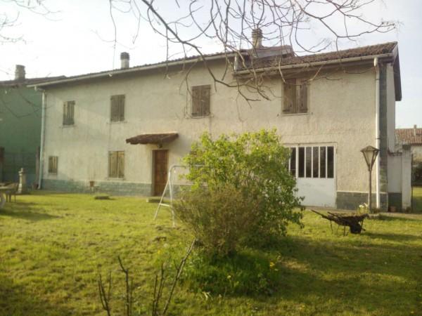 Villa in vendita a Alessandria, San Giuliano Vecchio, Con giardino, 200 mq - Foto 2