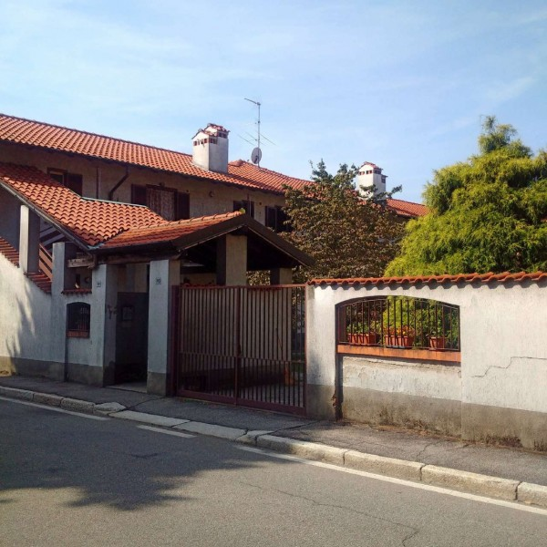 Appartamento in vendita a Gorla Minore, Prospiano, Con giardino, 115 mq - Foto 7