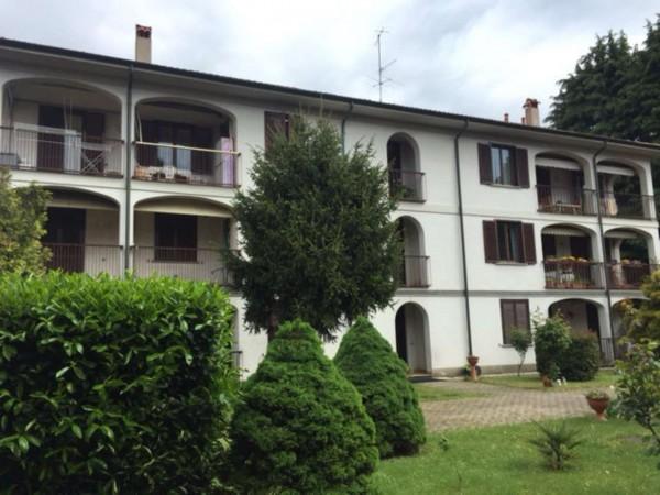 Appartamento in vendita a Gorla Minore, Prospiano, Con giardino, 115 mq