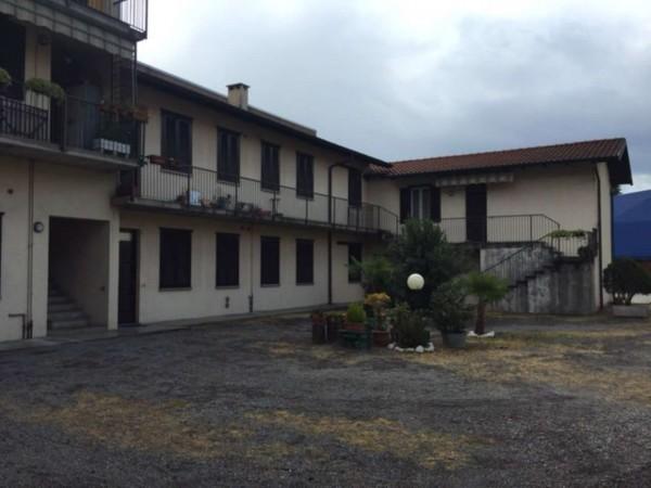 Appartamento in vendita a Gorla Minore, Ospedale, Con giardino, 55 mq - Foto 11