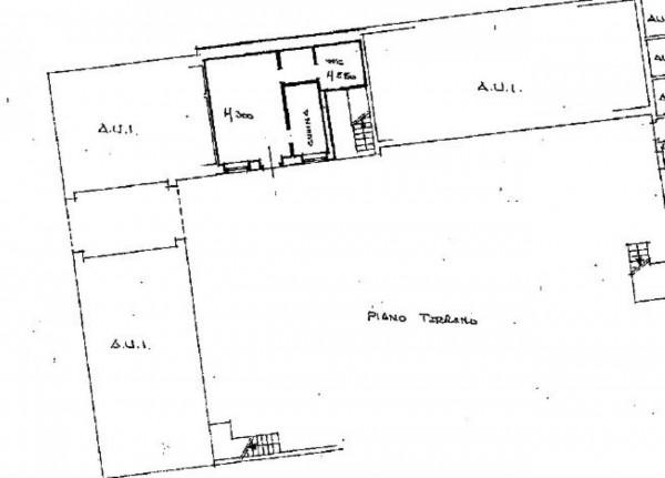 Appartamento in vendita a Gorla Minore, Ospedale, Con giardino, 55 mq - Foto 4