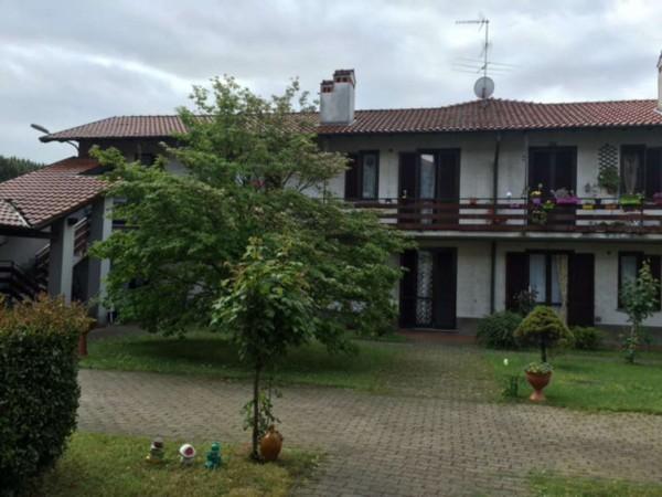 Appartamento in vendita a Gorla Minore, Ospedale, Con giardino, 68 mq - Foto 6