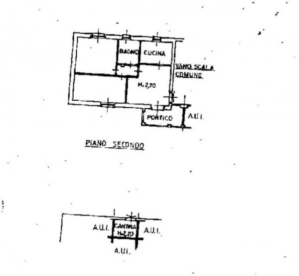 Appartamento in vendita a Gorla Minore, Prospiano, Con giardino, 81 mq - Foto 6